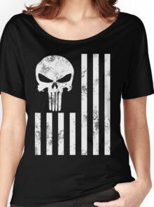 Punisher Skull Sniper Women's Relaxed Fit T-Shirt