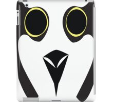 Who Whoo iPad Case/Skin