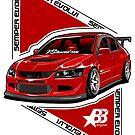 Semper Evolvi - Sticker by BBsOriginal