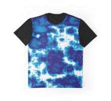 Cosmic Blue Graphic T-Shirt