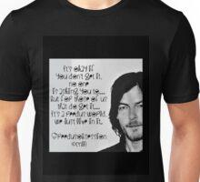 reedus obsessed Unisex T-Shirt