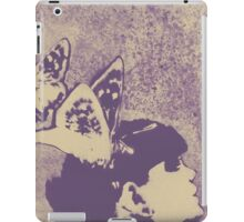 Long Gone Whisper: Amaranth iPad Case/Skin