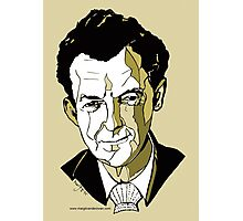 Benjamin Britten English composer Photographic Print