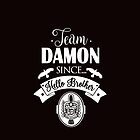 Team Damon Since Hello Brother. Damon Salvatore. TVD. by KsuAnn
