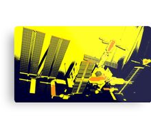 ISS (Trio Collection) Metal Print