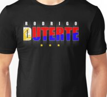 Duterte Pilipinas Unisex T-Shirt