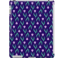 Midnight Tulips iPad Case/Skin