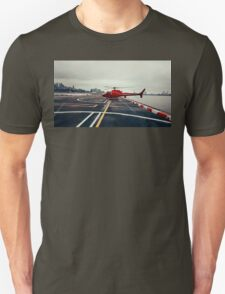 Red Helicopter Unisex T-Shirt