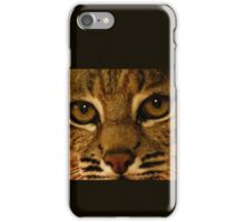 The Eyes of a Hunter iPhone Case/Skin