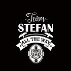 Team Stefan. Stefan Salvatore. TVD. by KsuAnn