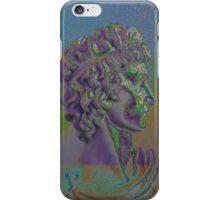 Apollo-Glitch iPhone Case/Skin