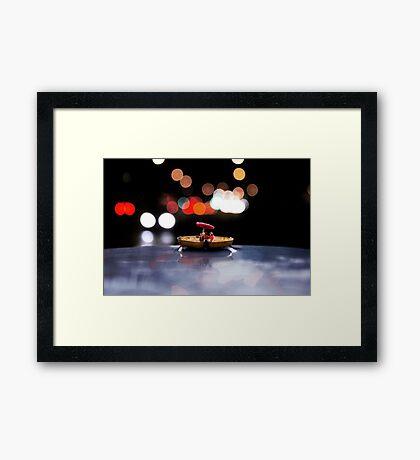 Miniature World #2 Framed Print
