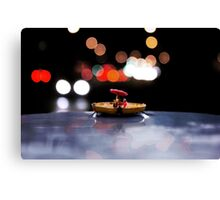Miniature World #2 Canvas Print