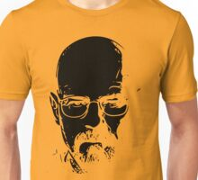 Walter White minimal Unisex T-Shirt
