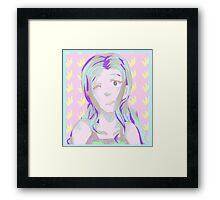Vivi  Framed Print