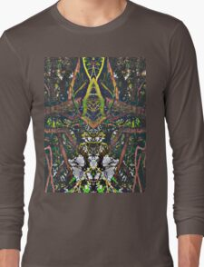 Treeflection V Long Sleeve T-Shirt