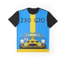 Ferrari 250 GTO Graphic T-Shirt