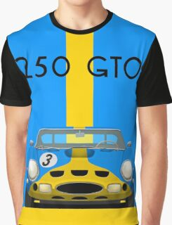 Ferrari 250 GTO Graphic T-Shirt