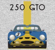 Ferrari 250 GTO One Piece - Long Sleeve