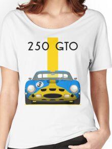 Ferrari 250 GTO Women's Relaxed Fit T-Shirt