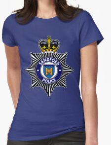 Sandford Police Womens Fitted T-Shirt