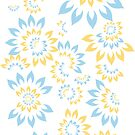 Flower Pattern by cityofclockwork