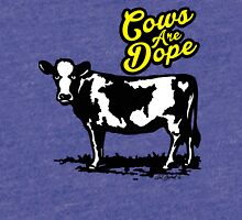 Cows Are Dope Tri-blend T-Shirt