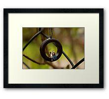 Miniature World #4 Framed Print
