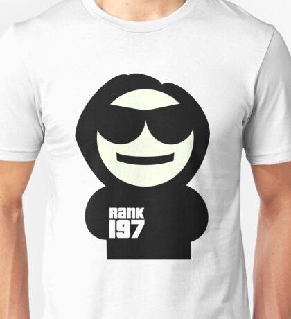 Rank 197 Mascot (Bob) Unisex T-Shirt
