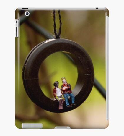 Miniature World #4 iPad Case/Skin