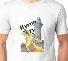 Byron Bay the Wategoat Unisex T-Shirt