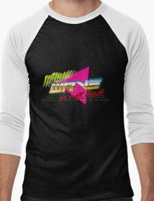 New Wave is Not Dead! Men's Baseball ¾ T-Shirt