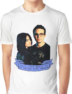 Isabelle & Simon Graphic T-Shirt