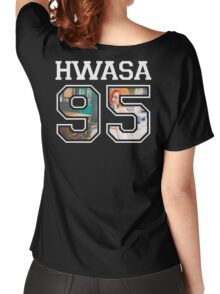 MAMAMOO - Hwasa 95 Women's Relaxed Fit T-Shirt