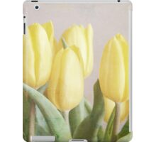 Timeless Tulips iPad Case/Skin