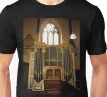 Shrewsbury Cathedral Organ Unisex T-Shirt