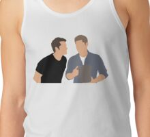 M and J Vector Tank Top