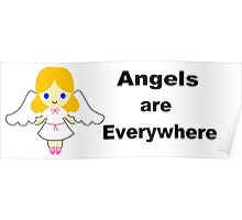 Angels are Everywhere Poster