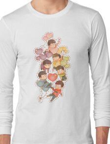 Osomatsu San Long Sleeve T-Shirt