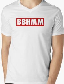 BBHMM! Mens V-Neck T-Shirt