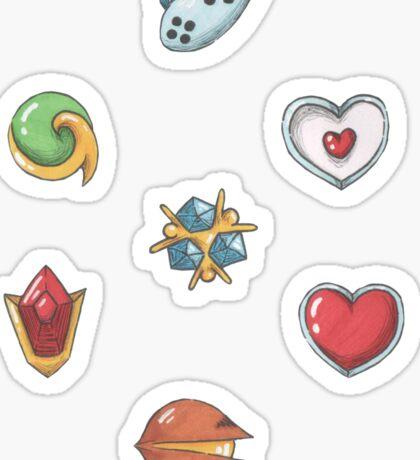 The Essentials Sticker