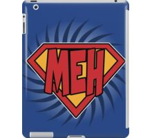 Supermeh iPad Case/Skin