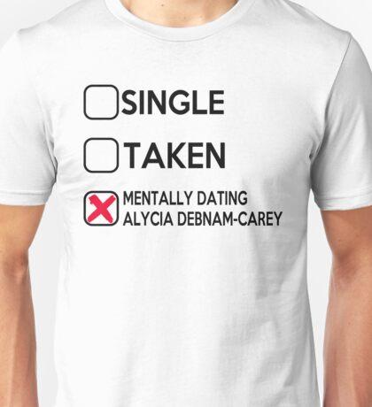Alycia Debnam-Carey Unisex T-Shirt