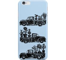 Farm Trucks iPhone Case/Skin