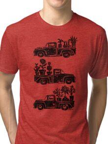 Farm Trucks Tri-blend T-Shirt