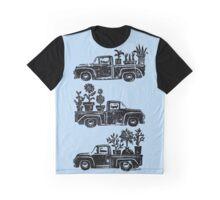 Farm Trucks Graphic T-Shirt