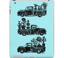 Farm Trucks iPad Case/Skin