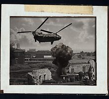 Mustard Gas Delivery Atlanta by GolemAura