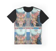 Madonna with Christ Child Tryptich. Graphic T-Shirt