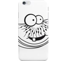 melon piece slice watermelon eating delicious comic cartoon face funny sweet cute iPhone Case/Skin